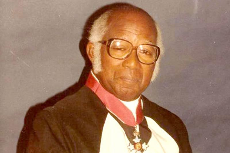 Hon. Wilfred St. Clair-Daniel