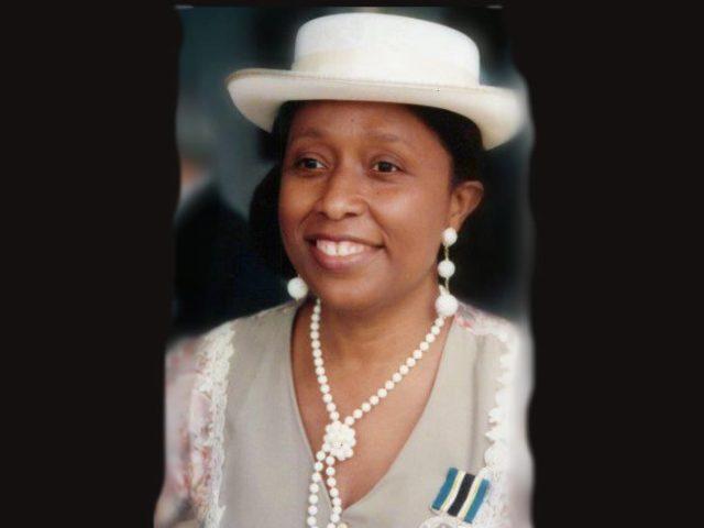 Petronilla Deterville (1951-2010)