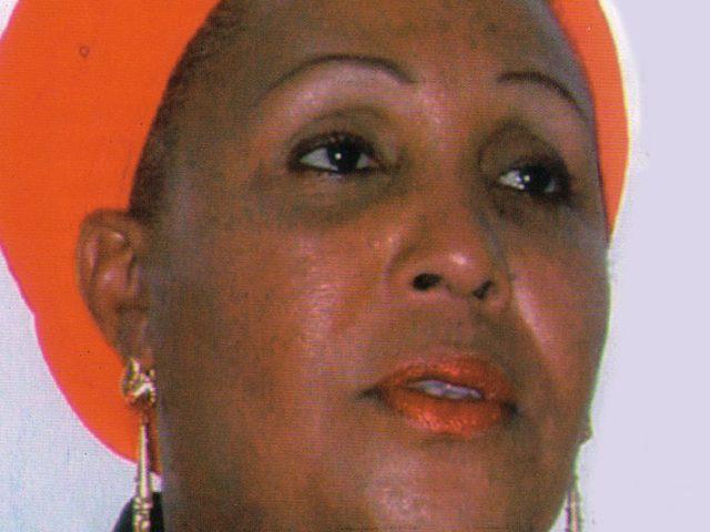 Virginia Alexander, SLMM, MBE (1948-2008)